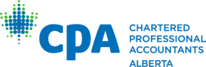 CPA Chartered Professional Accountants Alberta Logo