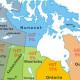 Canada Provincial Tax Map