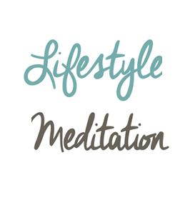 Lifestyle Meditation on transparent background