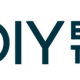 DIYExpense Tracker Logo on white background