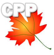 CPP on maple leaf